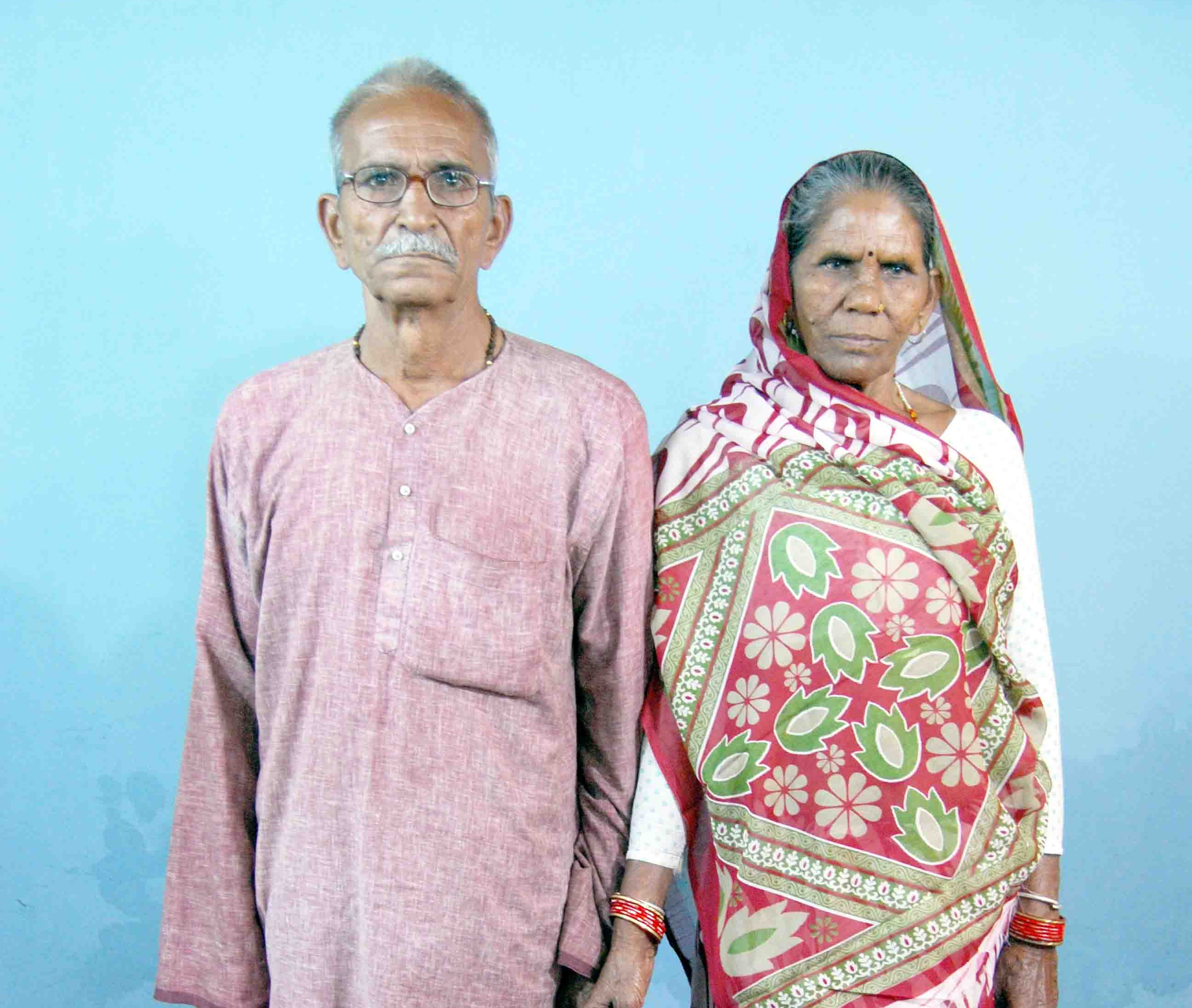 Together, Ramkali and her husband are striving to make their village violence-free.