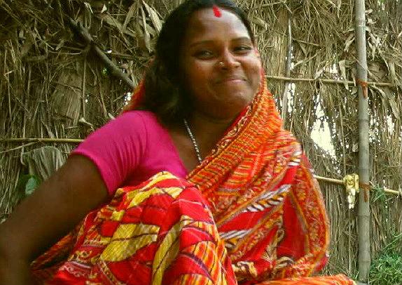 Amala Devi inspires many in her village.