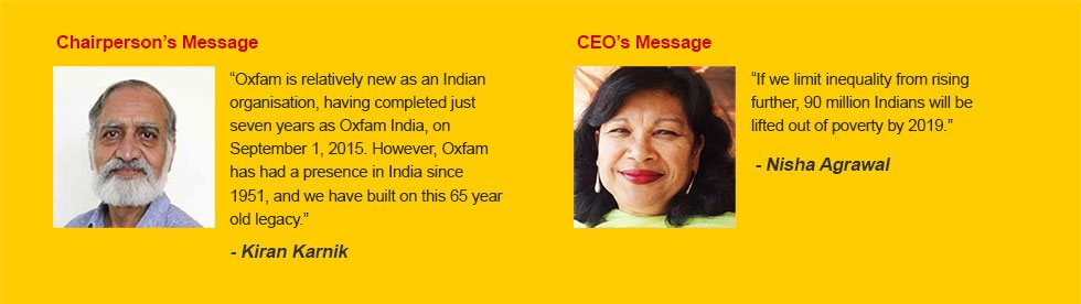 Oxfam india
