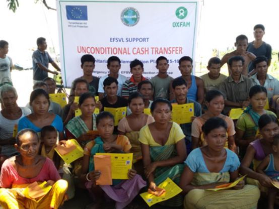 Assam cash transfers