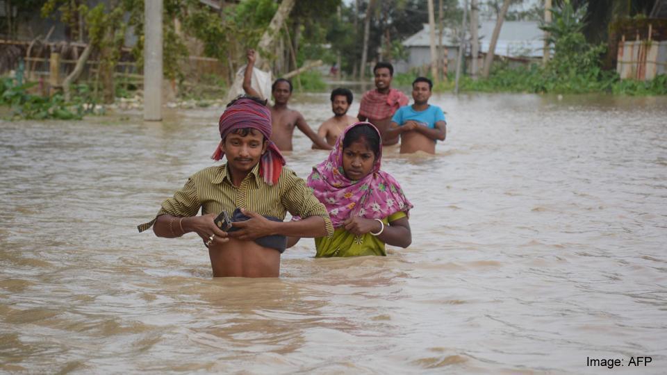 NorthEast Floods