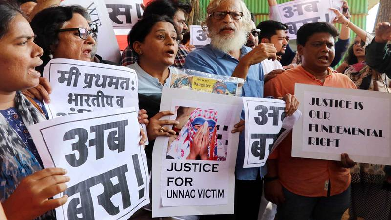 kathua unnao rape case