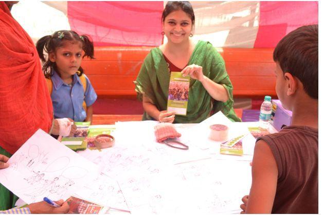 Street play: Haq Banta Hai campaign