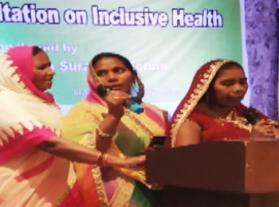 Marginalised communities in UP fight for their right to healthcare