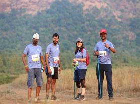 Trailwalker- the ultimate walkathon for a social cause