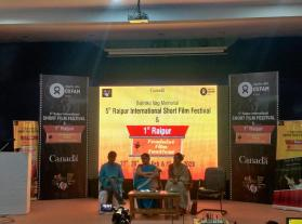 Feminism through movies at the Raipur film festival