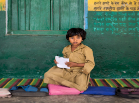 How can India's education system escape the vicious cycle of inequality and discrimination?