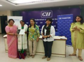Oxfam India's Community Leader Wins Woman Exemplar Award 2019