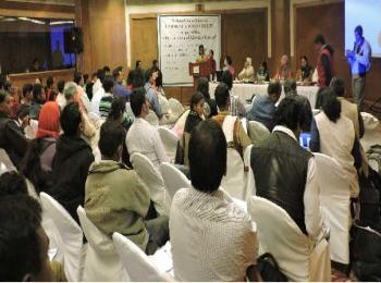 National consultation on Community Forest Resource Rights and Governance