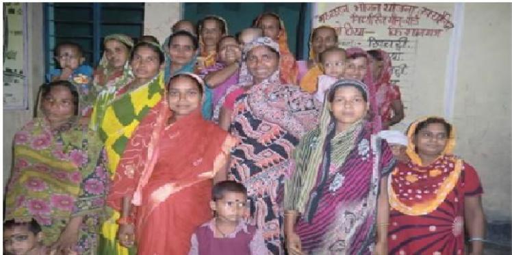 Women secure their maternal health entitlements in Bihar