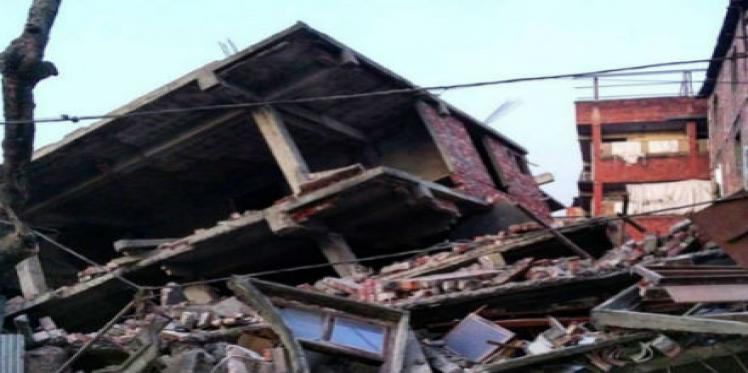 Earthquake hits Manipur in India, Oxfam working with local partners