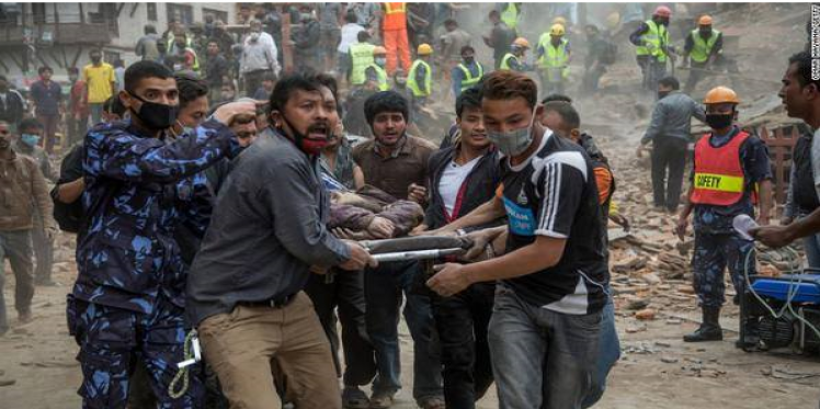 """#Nepal Earthquake: """"The death toll has crossed 2000 and this is just the beginning"""""""