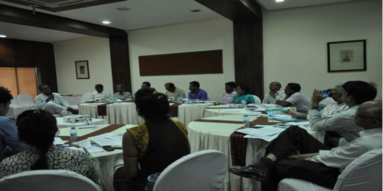 Oxfam India hold conference to improve on toolkit that help tribals in Chhattisgarh understand their land rights