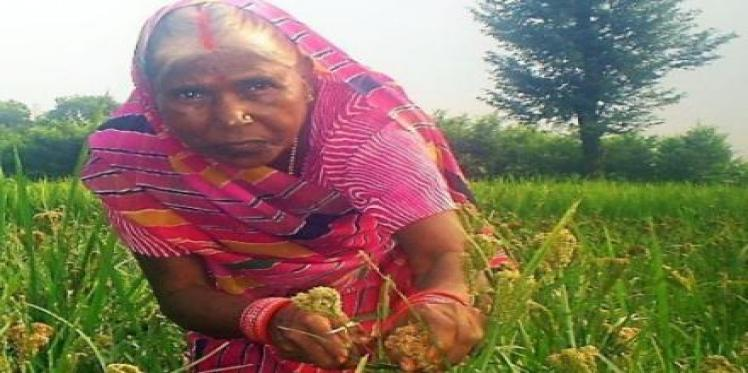 Teeja fought for her land, Oxfam India helped her become a leader