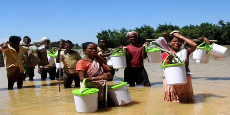 Assam Floods: What your donations are making possible