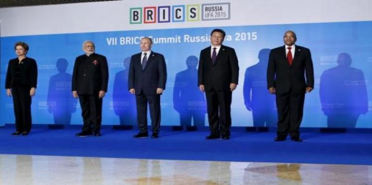 "Economic ""BRICS"" to cement a new partnership"
