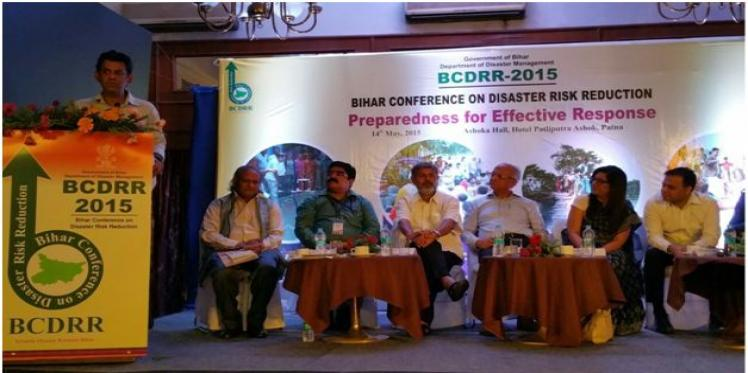 Oxfam India to help Bihar be better prepared for disasters
