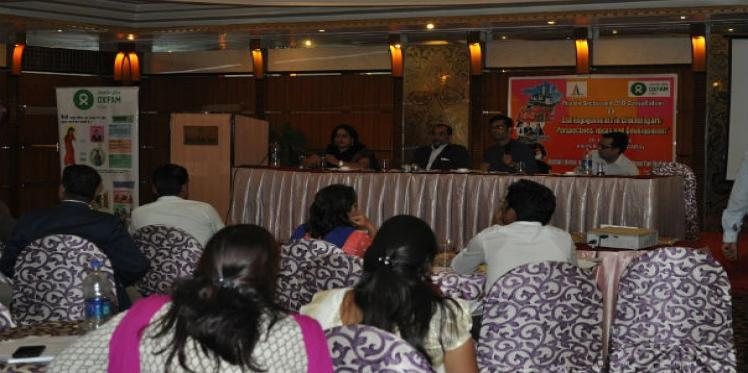 Emphasizing the Role of CSR in Sustained Social Change: State-Level Consultation in Chhattisgarh