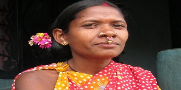 Oxfam India and partner empowered Gurugumia, she inspired her village