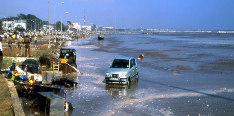 Media training workshop, a decade after 2004 tsunami