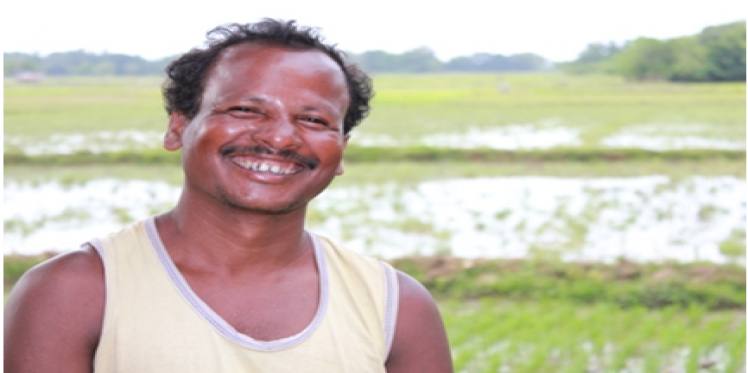 Building resilience of farmers in flood prone Odisha