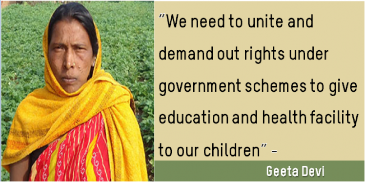 Geeta Devi overcame every barrier to ensure forest rights for her community