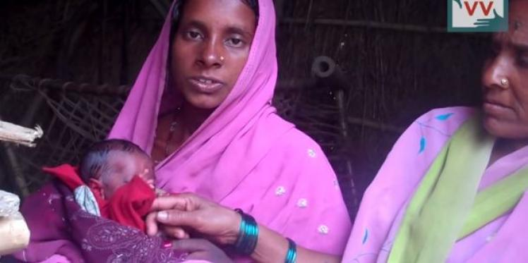 Where is the nutrition? Ask pregnant women in a village of Bihar