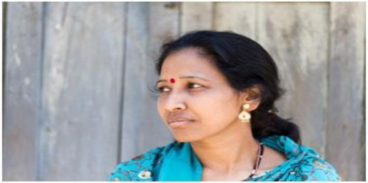 Meenakhi fought for her marriage with the help of Oxfam India's women support centre