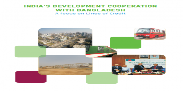 Indo-Bangladesh Development Cooperation Report