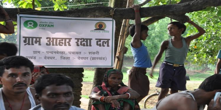 Community-Based Monitoring to Claim Right to Food in Jharkhand