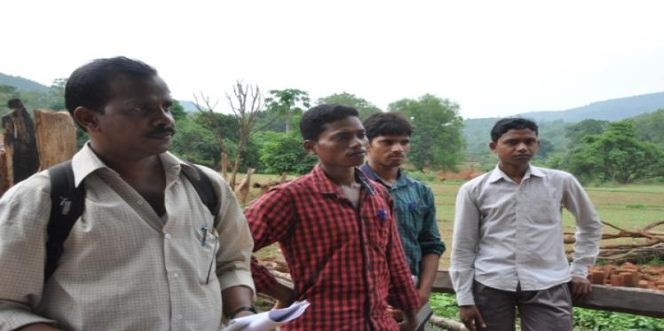 Community-Based Monitoring to Ensure Right to Food in Odisha