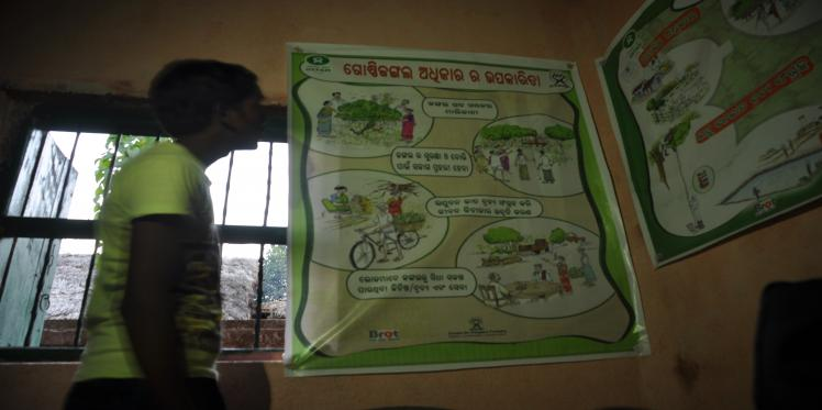 Supporting Communities and Government to Facilitate Implementation of Forest Rights in Odisha