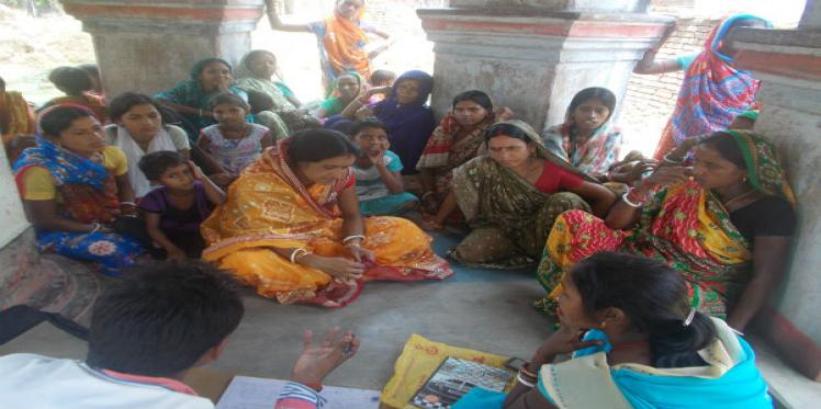 Mobilising Communities to End Violence Against Women in Bihar and Jharkhand
