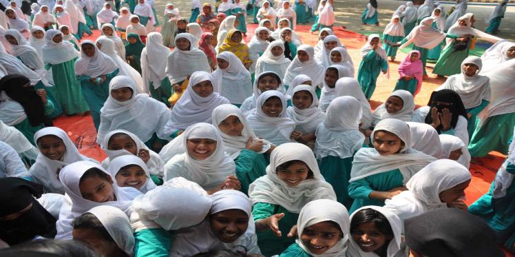 Mobilising Youth in Madrasas to End Violence Against Women and Girls in Bihar