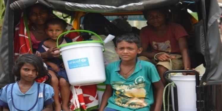 Skechers lends a helping hand to cyclone Fani victims in Odisha