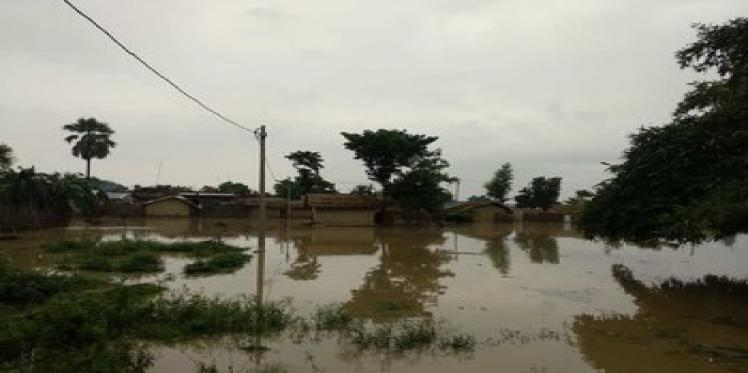 Oxfam India launches emergency response in flood-hit states of Assam and Bihar