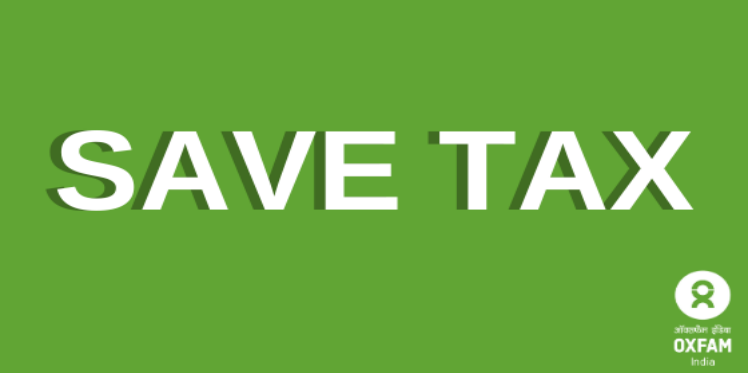 Donate to Save Tax