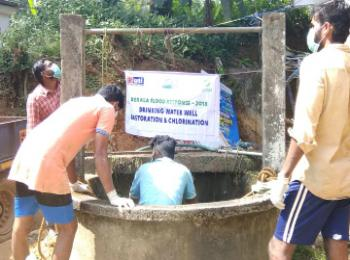 Oxfam India thinks out-of-the-box to restore wells in Kerala