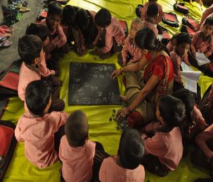 Strengthening education quality in Uttar Pradesh