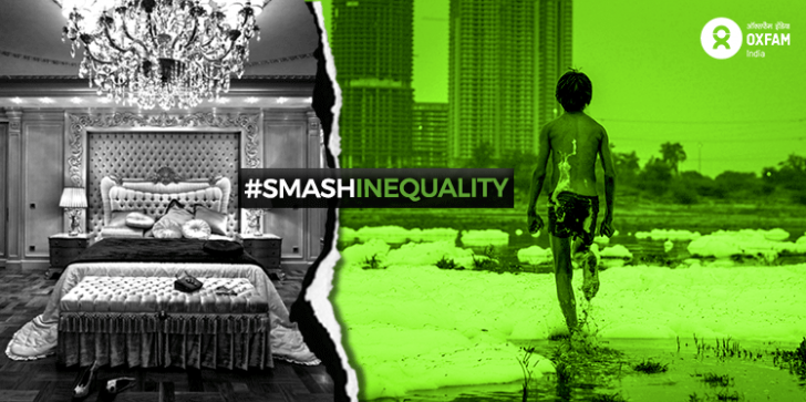 Inequality in india  is real and rising