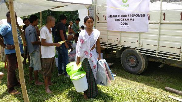 Assam Floods 2016