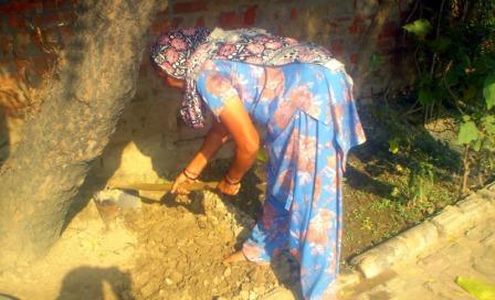 Kunta devi women farmer