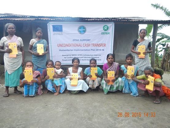 Assam cash transfers